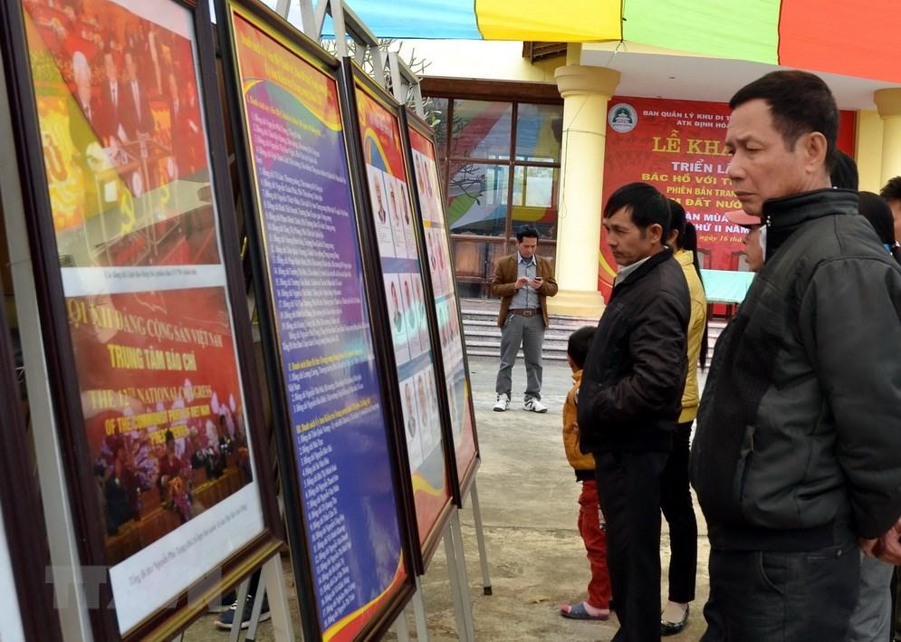 70 năm Bác Hồ về ATK Định Hóa lãnh đạo cuộc kháng chiến chống Pháp 2017